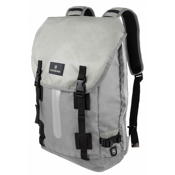 Рюкзак VICTORINOX Altmont™ 3.0, Flapover Laptop Backpack, серый, нейлон Versatek™, 32x13x48 см, 19 л, VICTORINOX, 32389404